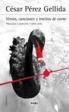 Trilogía «Versos, canciones y trocitos de carne» (ebook)