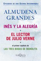 Inés y la alegría + El lector de Julio Verne (pack) (ebook)
