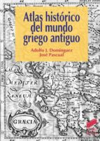 Atlas histórico del mundo griego antiguo (ebook)