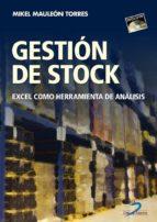 Gestión de stock (ebook)