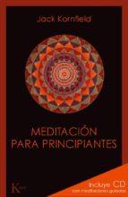 Meditación para principiantes (ebook)