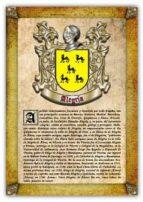 Apellido Alegría (Alava) / Origen, Historia y Heráldica de los linajes y apellidos españoles e hispanoamericanos