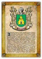 Apellido Antigüedad / Origen, Historia y Heráldica de los linajes y apellidos españoles e hispanoamericanos