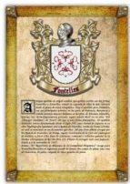 Apellido Fontelles / Origen, Historia y Heráldica de los linajes y apellidos españoles e hispanoamericanos