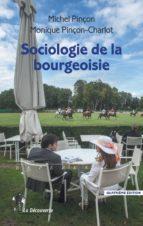 Sociologie de la bourgeoisie (ebook)