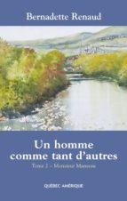 Un homme comme tant d'autres Tome 2 - Monsieur Manseau (ebook)