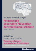 Primäre und sekundäre Prävention der zerebralen Ischämie (ebook)