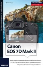 Foto Pocket Canon EOS 7D Mark II (ebook)
