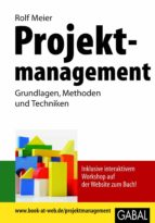 Projektmanagement (ebook)