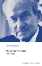 Discursos y escritos I (ebook)