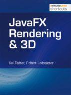 JavaFX Rendering & 3D (ebook)