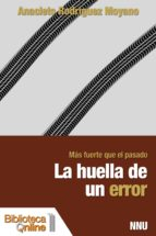 La huella de un error (ebook)