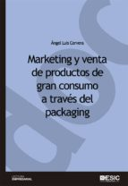 Marketing y venta de productos de gran consumo a través del packaging (ebook)
