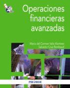 Operaciones financieras avanzadas (ebook)