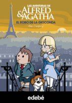 Las aventuras de Alfred & Agatha 8: El robo de la Gioconda (ebook)
