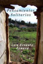 PENSAMIENTOS SOLITARIOS (ebook)