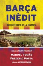 Barça inèdit (ebook)