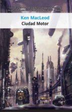 Ciudad motor (ebook)