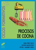 Procesos de cocina (ebook)