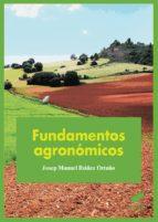 Fundamentos agronómicos (ebook)
