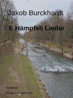 E Hämpfeli Lieder (ebook)