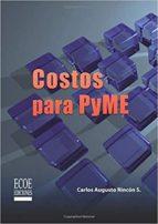 Costos para pyme (ebook)