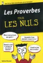 Les Proverbes pour les Nuls, édition poche (ebook)