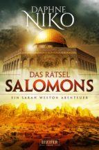 Das Rätsel Salomons (ebook)