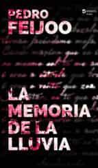 La memoria de la lluvia (ebook)