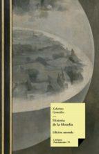 Historia de la filosofía. Volumen I (ebook)