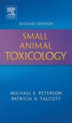 Small Animal Toxicology (ebook)