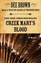 Creek Mary's Blood (ebook)