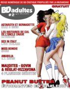 BD-adultes, revue numérique de BD érotique #2 (ebook)