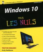 Windows 10 pour les Nuls, 2e (ebook)