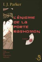 L'Enigme de la porte Rashomon (ebook)