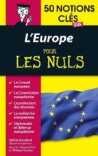 50 notions clés sur l'Europe pour les Nuls (ebook)