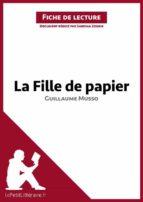 La Fille de papier de Guillaume Musso (Fiche de lecture) (ebook)