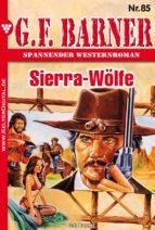G.F. Barner 85 - Western (ebook)