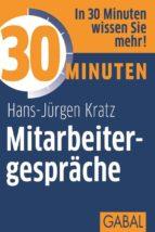 30 Minuten Mitarbeitergespräche (ebook)