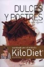 Dulces y postres (ebook)