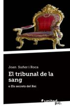 El tribunal de la sang (ebook)