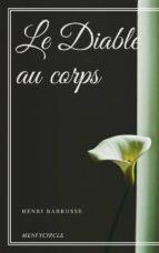 Le Diable au corps (ebook)