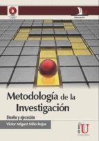 Metodología de la investigación. Diseño y ejecución (ebook)