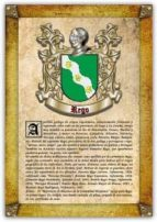 Apellido Rego / Origen, Historia y Heráldica de los linajes y apellidos españoles e hispanoamericanos