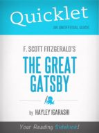 Quicklet on F. Scott Fitzgerald The Great Gatsby (ebook)