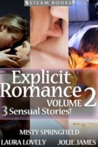 EXPLICIT ROMANCE Volume 2 - 3 Sensual Stories! (ebook)