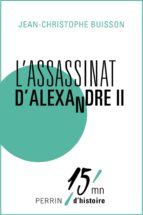 L'assassinat d'Alexandre II (ebook)