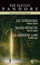 Coffret Fantasy Pandore (ebook)
