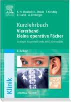 Kurzlehrbuch Viererband kleine operative Fächer (ebook)