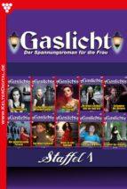 Gaslicht Staffel 1 - Gruselroman (ebook)